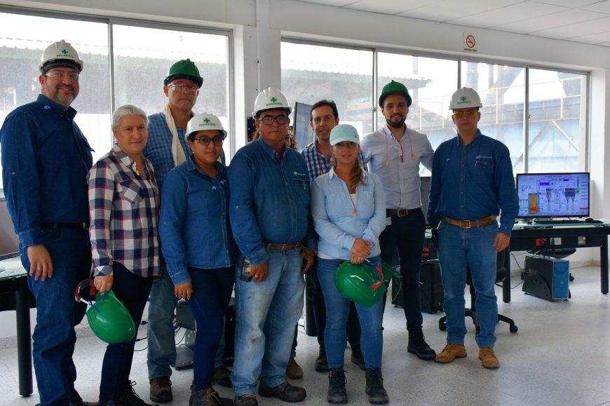 Los grupos empresariales de Team Foods y Nutresa visitaron a Palmas del Cesar