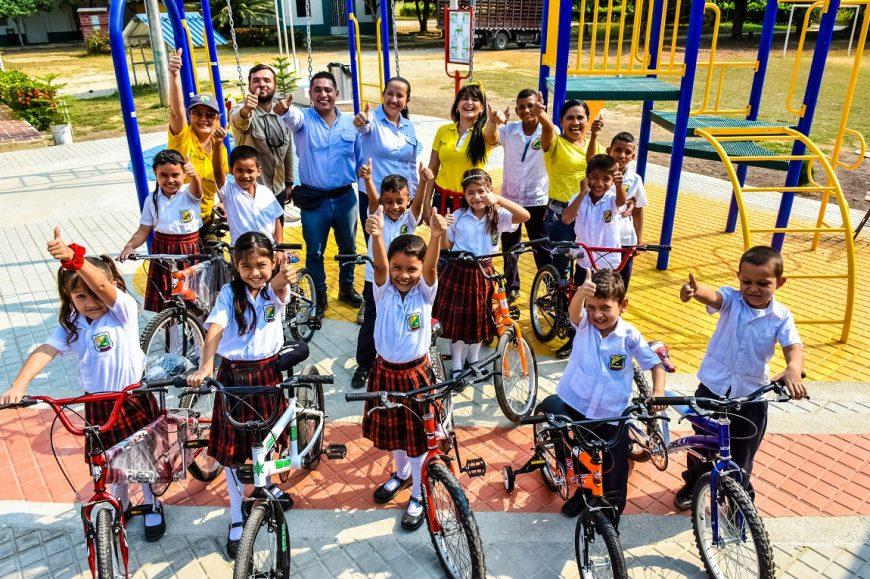 El programa 'En Bici a la Escuela' está de regreso