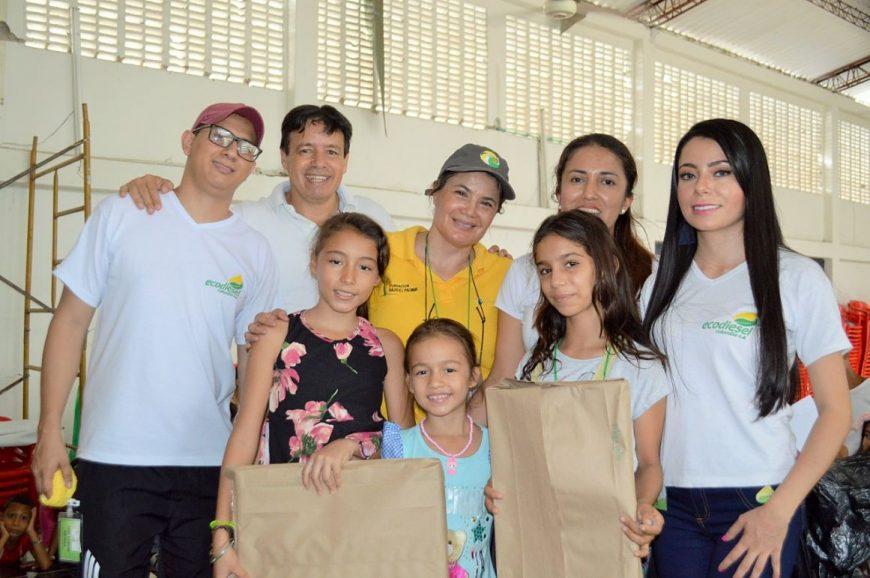 Vacaciones Ecoformativas con más de 90 niños de Minas