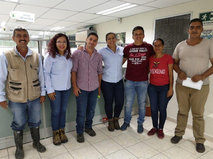 18 trabajadores de Palmas del Cesar firmaron contrato a término indefinido