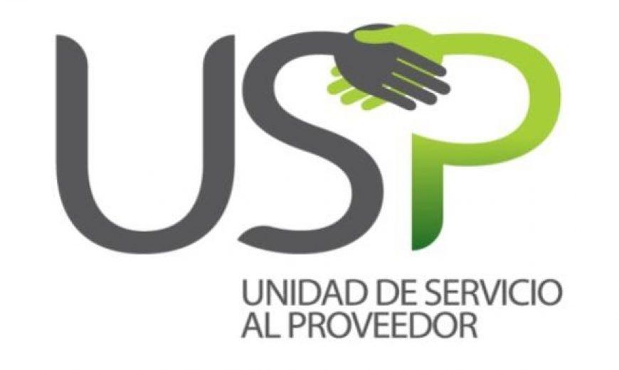 Unidad de Servicio al Proveedor