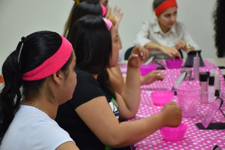 Mujeres de Palmas del Cesar fueron conmemoradas en su día