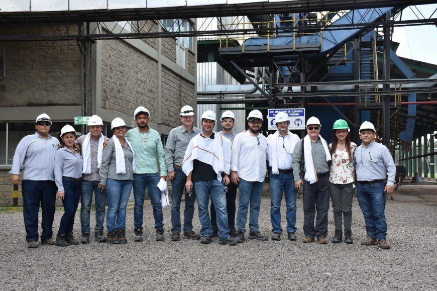 Multinacional Cargill visita las plantaciones de Palmas del Cesar