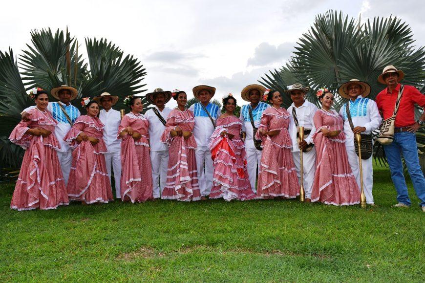 La amistad y el compañerismo se celebraron en Palmas del Cesar