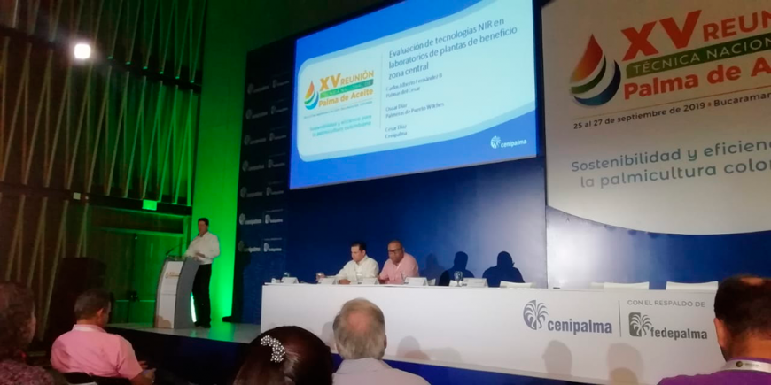 Palmas del Cesar se hizo presente en la Reunión Técnica Nacional