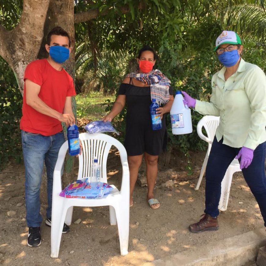 Fundación Bajo el Palmar adelanta campaña humanitaria
