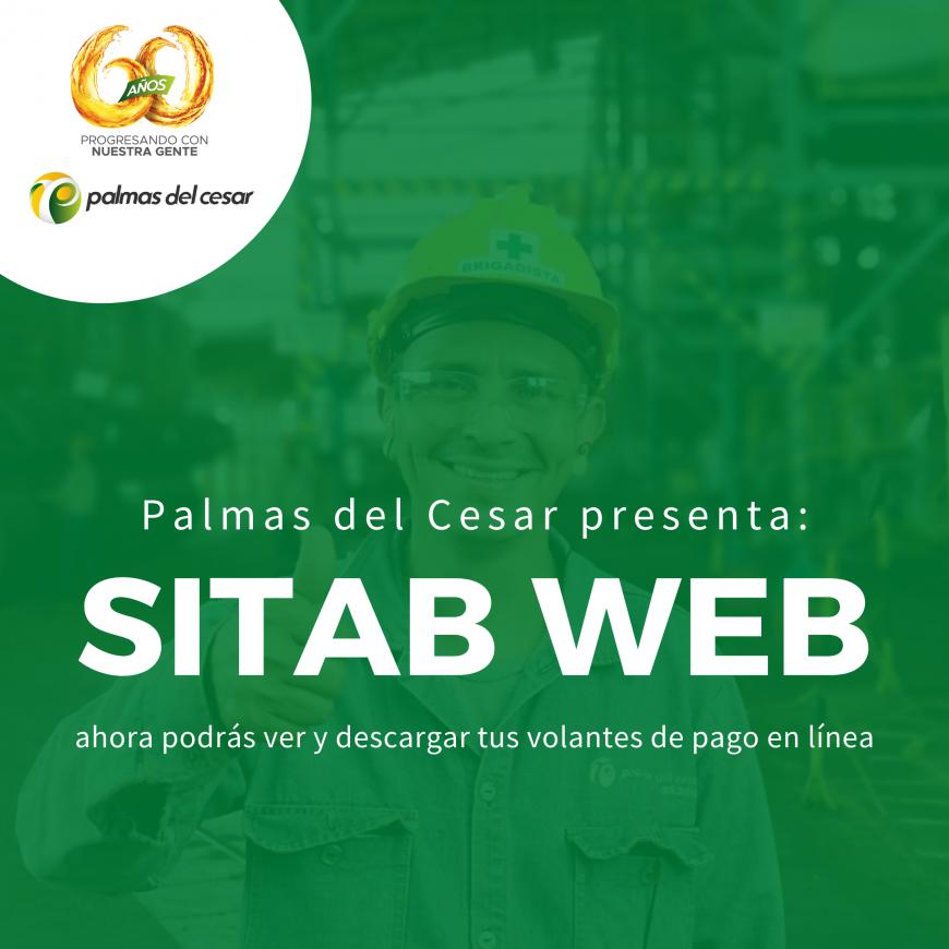 Encuentra el SITAB ahora también en la web